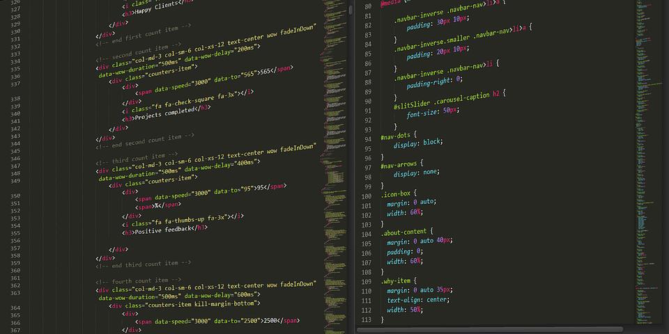Diseño de Páginas Web- La fábrica de eventos